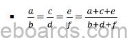 Mathematics Formulas ICSE Class 10 Chapter Wise
